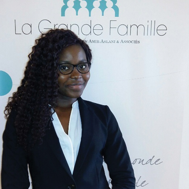 Photo de Désirée-Laura Amoussou