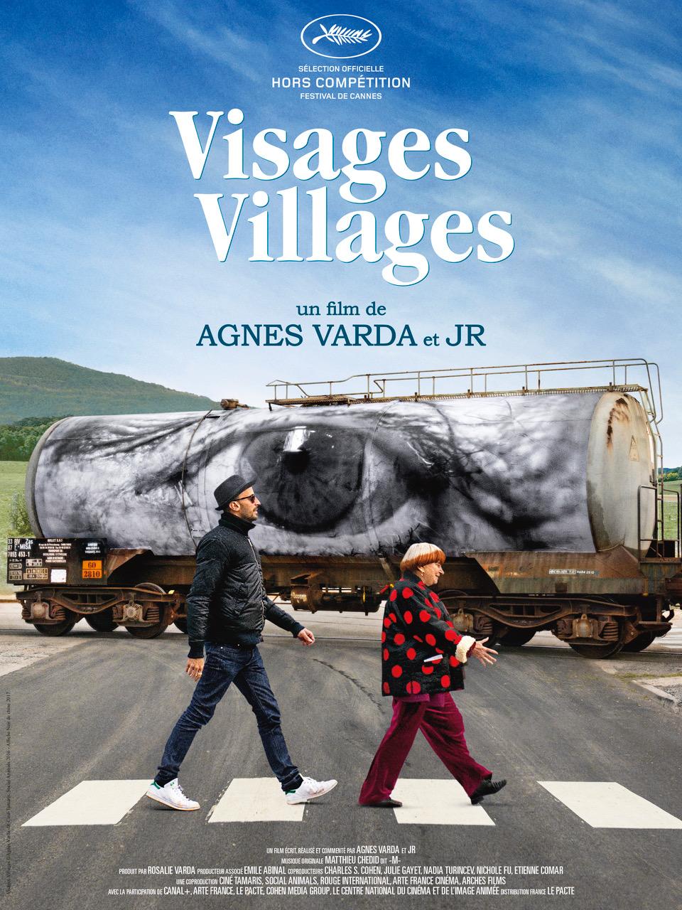 """Photo de Sortie cinéma : """"Visages Villages"""""""