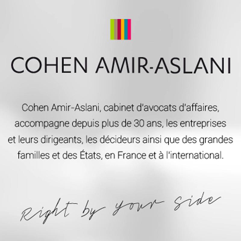Logo Cohen Amir Aslani