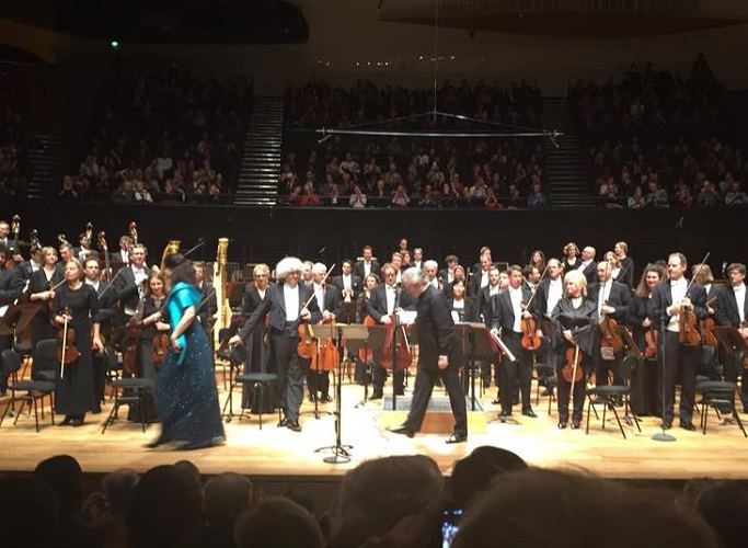 Photo de Soirée à la Philharmonie de Paris