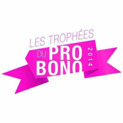 Photo de 1er Prix des Trophées Pro Bono 2014 pour Le Grande Famille