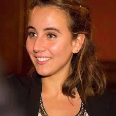 Photo de Sabrina Toula, lauréate de l'édition 2015, fait la une de Bonjour Bobigny